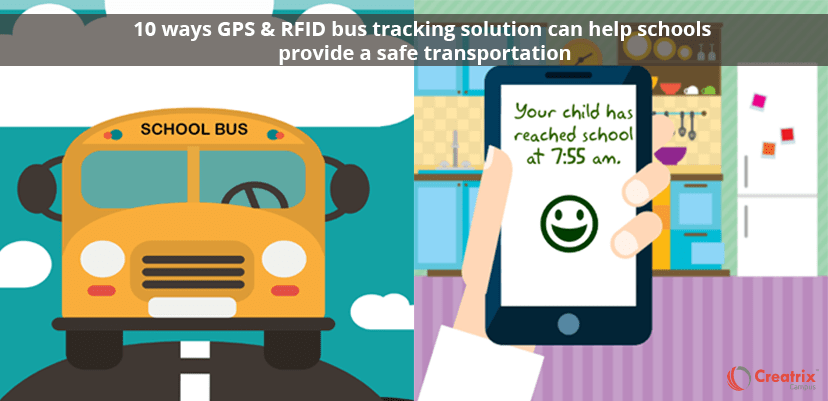 sms for school bus