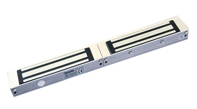 Elock-600x2 KHÓA TỪ ĐÔI 300KGS, Electromagnetic Double Lock(600 lbs)