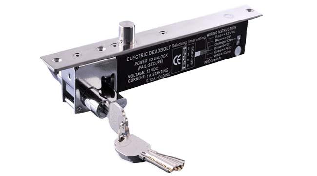 Elock-E-EBL-MK KHÓA CHỐT ĐIỆN, Electric Bolt Lock Fail Secure