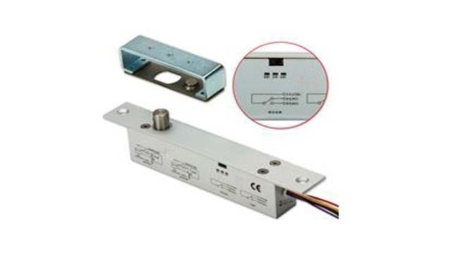 Elock-EBL MINI KHÓA CHỐT ĐIỆN TỬ, Fail safe electric bolt mini