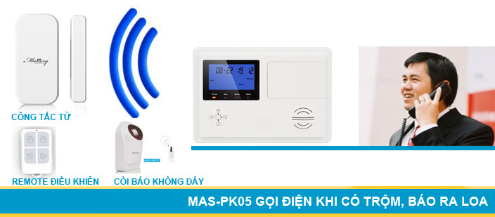 MAS-PK05 MASTERY BAO TROM GOI DIEN
