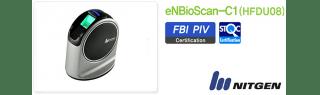 eNBioScan-C1 (HFDU08) NITGEN - KOREA